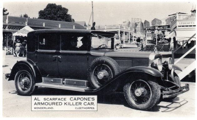 FDR and Al Capone\'s Cadillac; Truth or Myth?